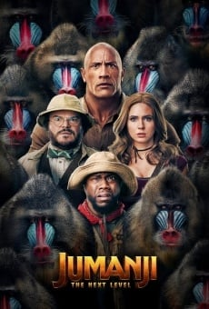 Jumanji : next level en ligne gratuit