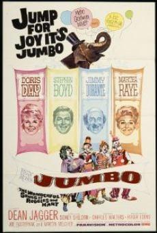 Jumbo, la sensation du cirque