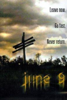 June 9 online