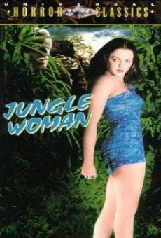 Ver película Jungle Woman