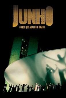 Ver película Junho - O Mês que Abalou o Brasil