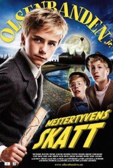 Película: Junior Olsen Gang 2: El maestro de los ladrones