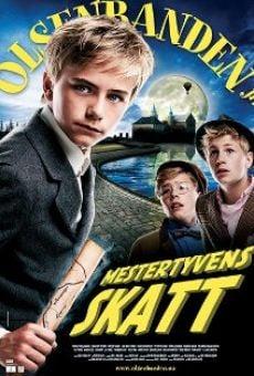 Ver película Junior Olsen Gang 2: El maestro de los ladrones