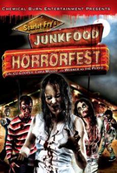 Ver película Junkfood Horrorfest