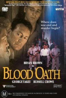 Ver película Juramento de sangre