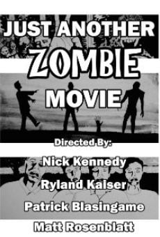 Watch Just Another Zombie Movie online stream