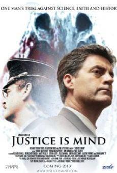 Watch Justice Is Mind online stream