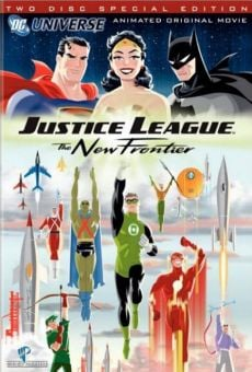 Justice League: The New Frontier en ligne gratuit