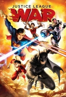 Justice League: War online free