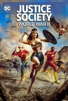 Ver película Sociedad de la Justicia: Segunda Guerra Mundial