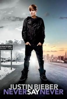 Ver película Justin Bieber: Never Say Never