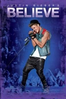 Justin Bieber's Believe online