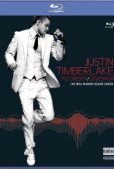 Justin Timberlake FutureSex/LoveShow online free