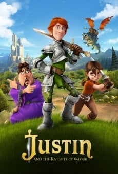 Justin and the Knights of Valour on-line gratuito
