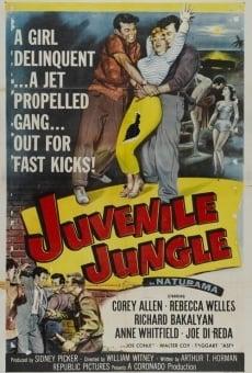Ver película Jungla Juvenil