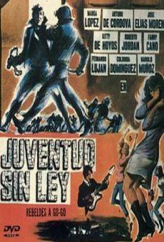 Ver película Juventud sin ley