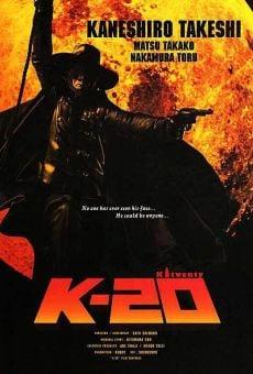 Ver película K-20. Legend of the Mask