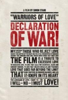 Kärlekens krigare online