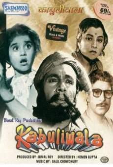 kabuliwala 1957 film en fran ais cast et bande annonce. Black Bedroom Furniture Sets. Home Design Ideas