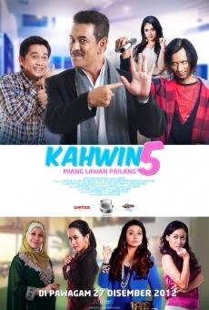 Ver película Kahwin 5
