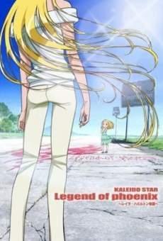 Ver película Kaleido Star: Legend of Phoenix - Layla Hamilton Story