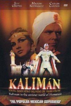 Ver película Kalimán, El hombre increíble