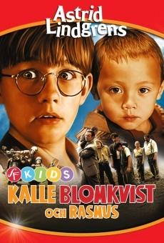 Kalle Blomkvist and Rasmus