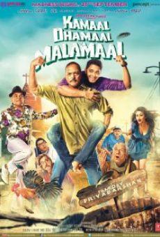 Kamaal Dhamaal Malamaal online