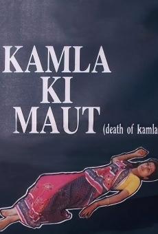 Ver película Kamla Ki Maut
