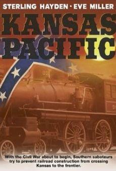 Ver película Kansas Pacific