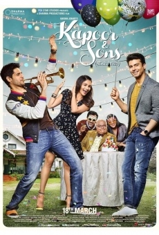 Kapoor and Sons gratis