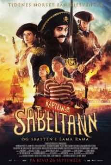 Kaptein Sabeltann og skatten i Lama Rama on-line gratuito