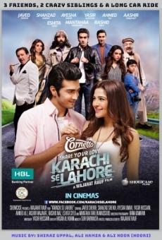 Ver película Karachi Se Lahore