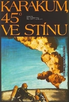 Ver película Karakum, 45° in the Shadow