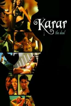 Ver película Karar: The Deal