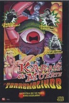 Ver película Kárate a muerte en Torremolinos