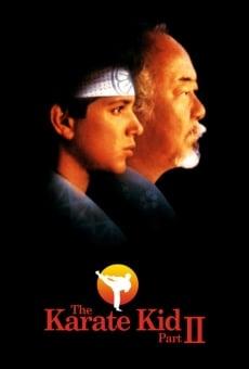 Karate Kid II: la historia continúa online
