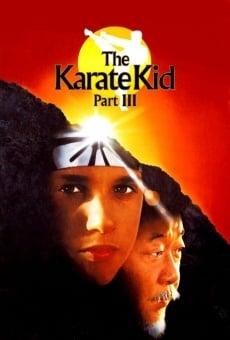 Ver película Karate Kid III, el desafío final