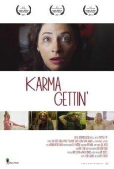 Ver película Karma Gettin'