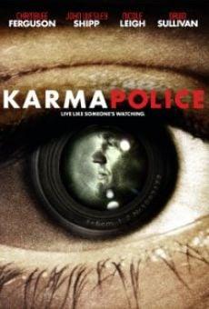Karma Police online kostenlos