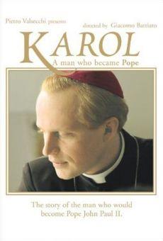 Ver película Karol, el hombre que se convirtió en Papa