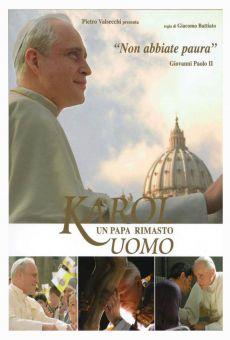 Ver película Karol II. El Papa, el hombre