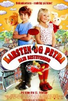 Ver película Karsten og Petra blir bestevenner