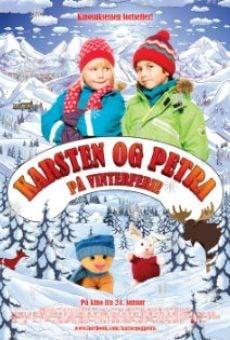 Karsten og Petra på vinterferie on-line gratuito