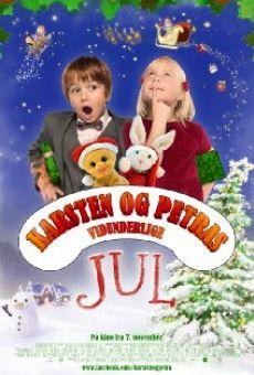 Ver película Karsten og Petras vidunderlige jul