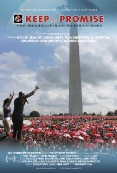 Ver película Keep the Promise: The Global Fight Against AIDS