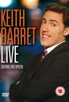 Keith Barret: Live en ligne gratuit