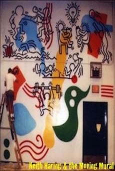 Keith Haring & the Moving Mural