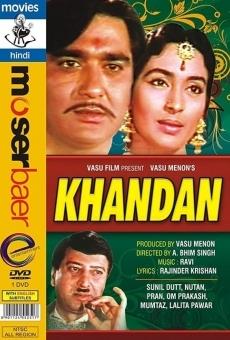 Ver película Khandan