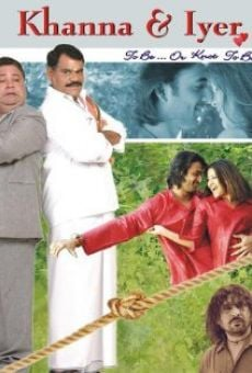 Ver película Khanna & Iyer